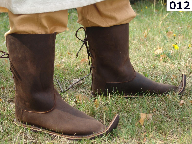 Pointues Chaussures Chaussures Moyen Age Pointues Moyen Moyen qw1PF