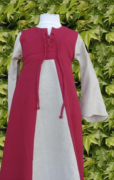 Couleur robe moyen age