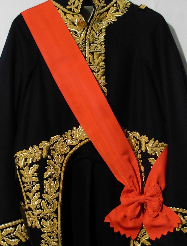 antikcostume l gion d 39 honneur grand cordon de grand croix ruban seul. Black Bedroom Furniture Sets. Home Design Ideas