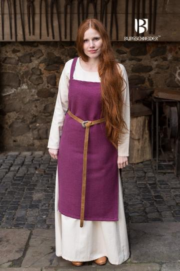Frida - Robe viking en coton