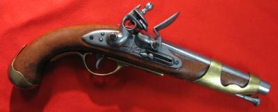 Pistolet d'officier 1er empire - Copie